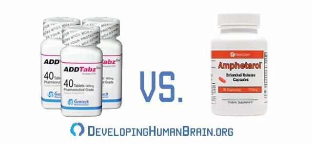 Addtabz vs Amphetarol