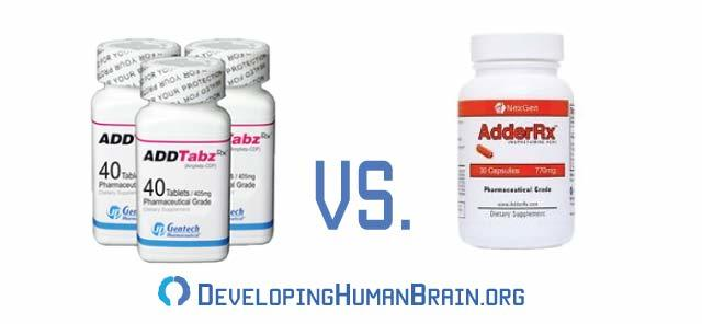 addtabz vs adderrx