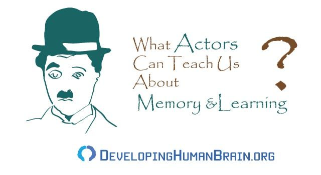 actors memorization techniques