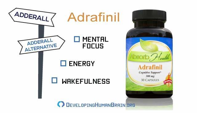 Adrafinil Modafinil Adrafinil Vs Modafinil Which Smart Drug Is