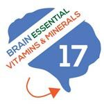 essential vitamins and minerals for brain