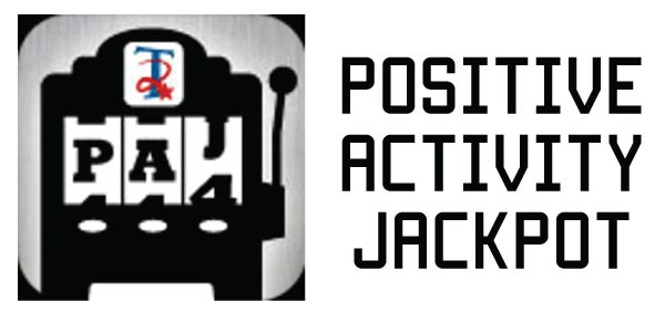 positive activity jackpot app review