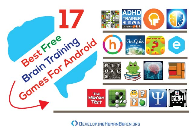 17 Best Free Brain Training Games for Android