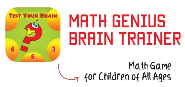 math genius brain trainer app review