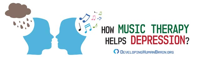 how music therapy helps depression