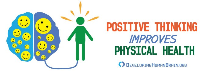 how positive thinking benefits your health