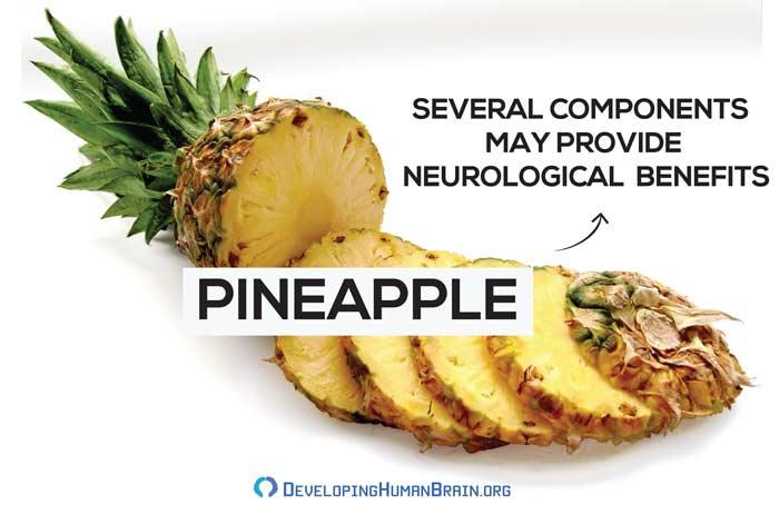 pineapple serotonin
