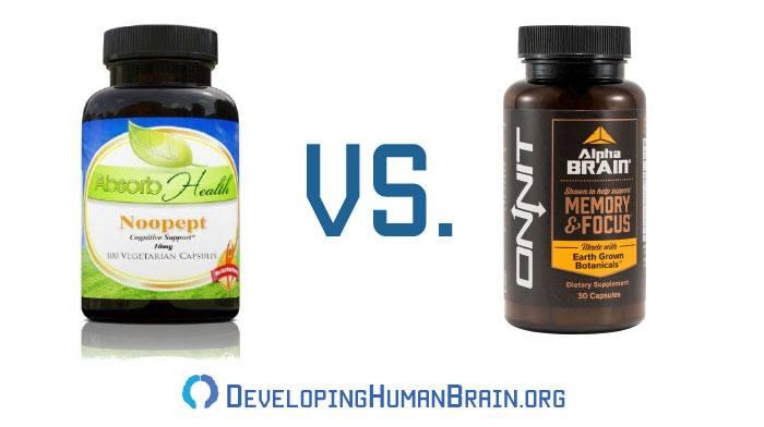 noopept vs alpha brain