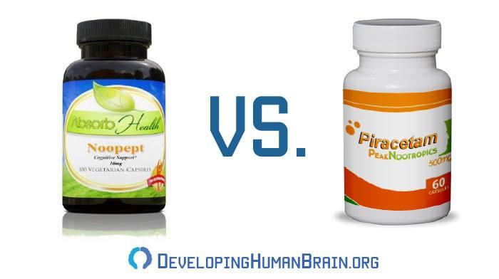 noopept vs piracetam