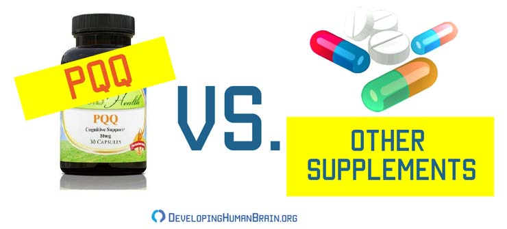 pqq vs other supplements