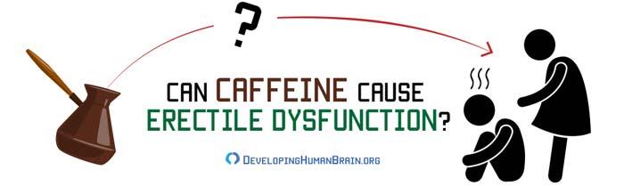caffeine erectile dysfunction