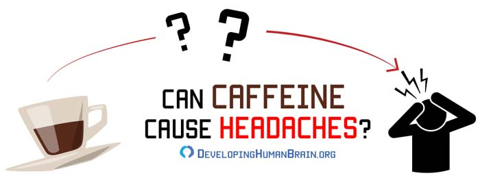 can caffeine cause headaches