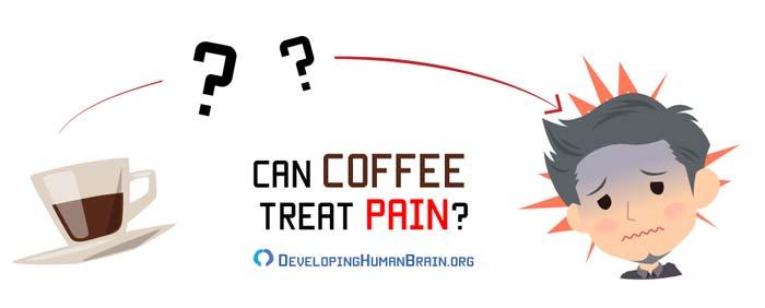 caffeine and pain