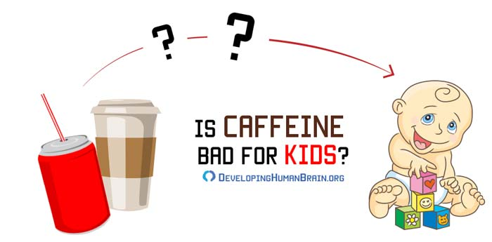 caffeine and kids