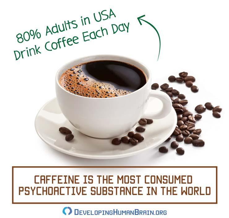 caffeine brain effects