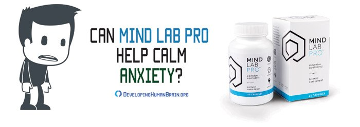 mind lab pro for anxiety