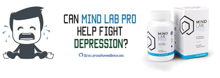 mind lab pro for depression