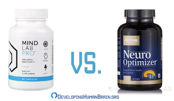 mind lab pro vs neuro optimizer