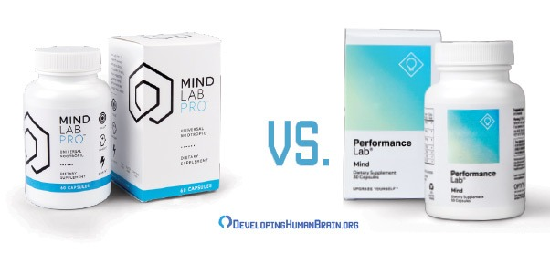 mind lab pro vs performance lab