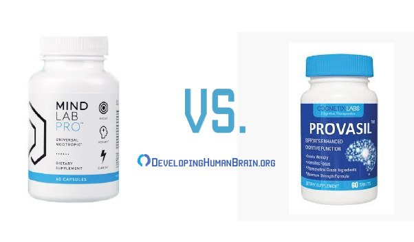 mind lab pro vs provasil