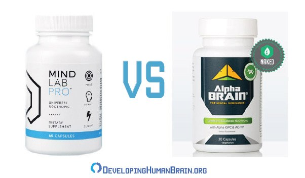 mind lab pro vs alphabrain